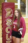 Powell Voted Paulding County School District's Volleyball Player of the Year
