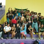 Jaguars Boys Swim Team Planned, Practice, and Executed a Historical Win against Bowie Bulldogs 101 – 66