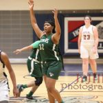 Girls JV Basketball vs Bowie 1-17-20