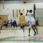 Boys Varsity Basketball vs High Point 1-10-20