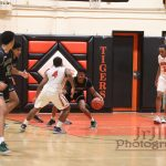 Boys Varsity Basketball vs Duval 1-13-20