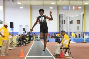 Indoor Track PG Championships