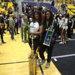 Varsity Cheerleading County Championship 1-27-20