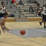Girls JV Basketball v Bowie