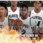 PLAYOFFS BOYS Basketball FRIDAY 7pm TICKETS $6