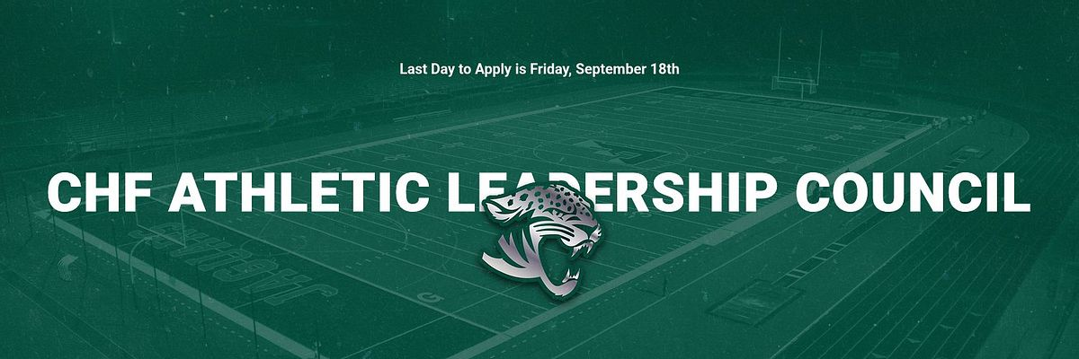 Athletic Leadership Council Applciation Closes on Friday