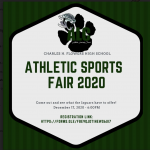 Athletic Leadership Council presents the CHF SPORTS FAIR