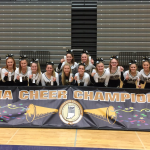 Cheerleading Division A State Finals