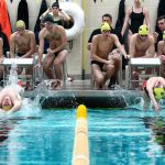 Noblesville High School Boys Varsity Swimming beat Westfield High School 124-62