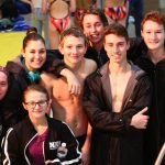 Noblesville High School Boys Varsity Swimming finishes 2nd place