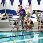 Noblesville High School Girls Varsity Swimming finishes 7th place