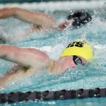 Noblesville High School Boys Varsity Swimming finishes 7th place