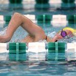 Noblesville High School Girls Varsity Swimming falls to Zionsville High School 127-58