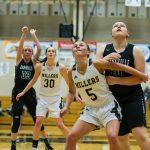 Noblesville High School Girls Varsity Basketball beat Pendleton Heights High School 72-55