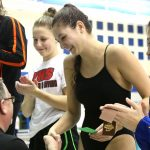 Noblesville Diver Dayana Popa Finishes 5th at Regionals, Advances to State