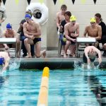 Noblesville Boys Varsity Swimming Qualify Entire Team for Saturday Sectional Finals