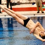 Noblesville Freshman Diver Jared Newman 8th at Regional, Qualifies for State