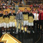 Noblesville High School Boys Varsity Basketball beat Lebanon High School 57-46
