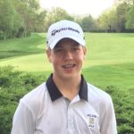 Noblesville Boys Varsity Golf beat Zionsville 149-156; Jacob Deakyne Sinks Hole-In-One