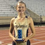 Noblesville Girls Track 2nd at Hamilton Co. Meet; Maria Anderson is Athlete of the Meet