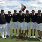 Noblesville High School Boys Varsity Golf Wins Sectional Championship