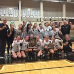 Noblesville Volleyball wins Sectional with 3-1 win over Westfield