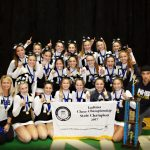 Miller Cheerleaders are Back to Back State Champions!