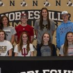 Noblesville Fall Signing Day 2017