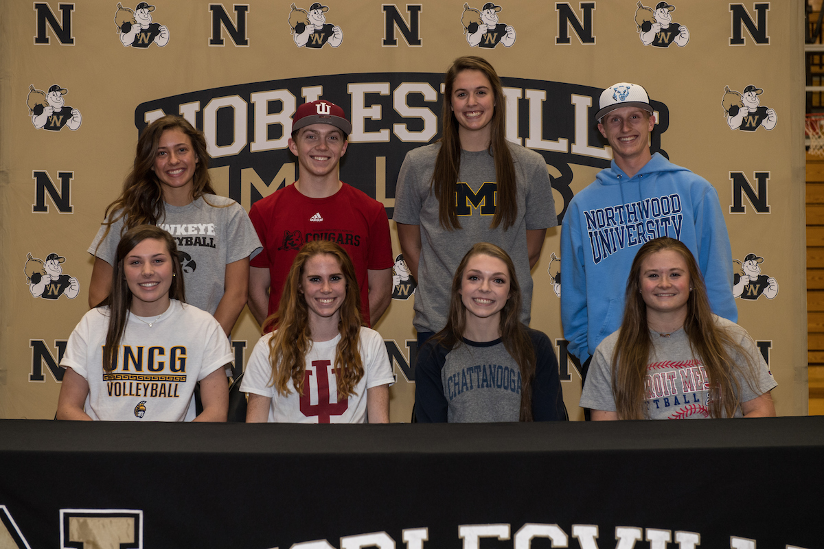 Noblesville Fall Signing Day 2017: In Their Own Words
