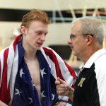 Boys Varsity Swimming beats Bishop Chatard 147 – 36
