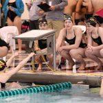 Girls Varsity Swimming falls to Westfield 107 – 79