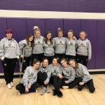 Gymnastics finishes 3rd place at Northwestern Invitational, Freshman Kauzlick is All-Around Champion
