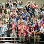 Girls Swim Sectional: Miller Swimmers All Return to Sectional Finals