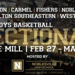 NHS Hosts Boys Basketball Sectional