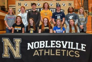 Noblesville Winter Signing Day 2018