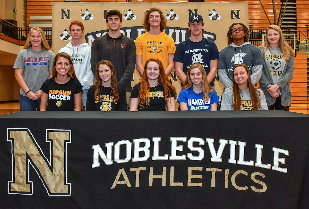 Noblesville Winter Signing Day 2018: Meet the Millers