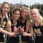 Girls Varsity Track & Field Finishes 3rd Place at Southport Relays
