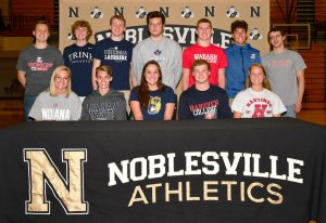 Noblesville Spring Signing Day 2018