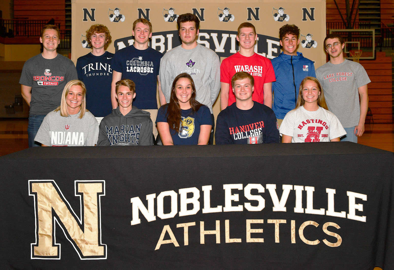 Noblesville Spring Signing Day 2018: Meet the Millers