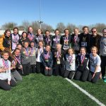 Girls Varsity Track & Field sets scoring record in win at Kokomo Relays, Shelby Tyler wins Top Female Athlete
