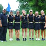 Miller Girls Golf finishes 4th place at Kingsmen Invitational