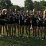 Miller Girls Cross Country wins Harrison 8-Way Meet