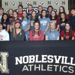 Noblesville Fall Signing Day 2018