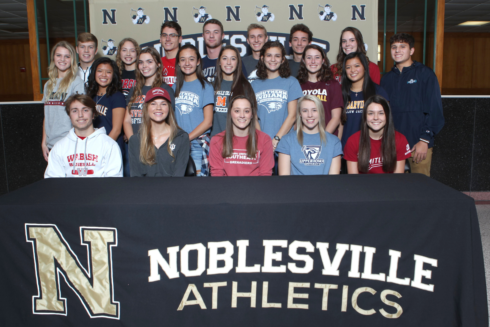 Fall Signing Day 2018: Meet the Millers