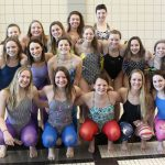 Millers Girls Swimming finishes 2nd place at IHSAA Sectional Finals