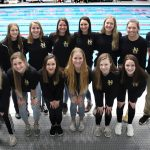 Noblesville Miller Wolfpack Girls Swim & Dive finishes at IHSAA State Finals