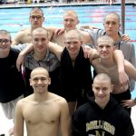 Noblesville Miller Wolfpack Boys Swim & Dive finishes at IHSAA State Finals