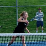 Miller Tennis beats Lawrence Central 5 – 0