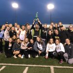 Millers Girls Track finishes 1st place at Pendleton Heights Invitational