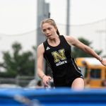 Millers Girls Track finishes 5th place at HCC Meet; 4×800 relay team sets state mark